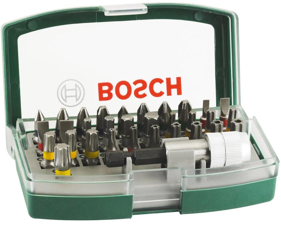 Bosch 2607017063 Vidalama Aksesuar Seti 32 Parça