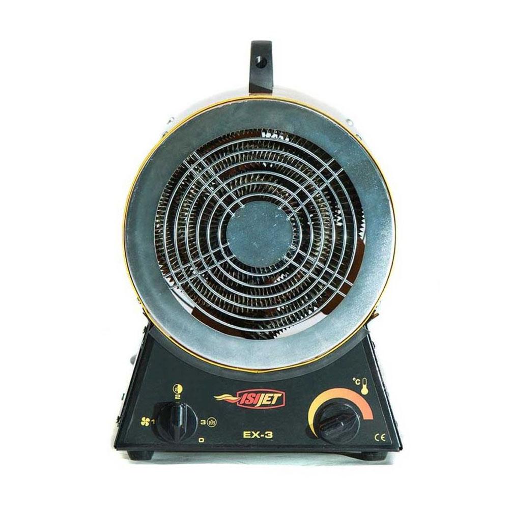Isıjet Elektrikli Isıtıcı Ex-3 2580 Kcal 3 Kw