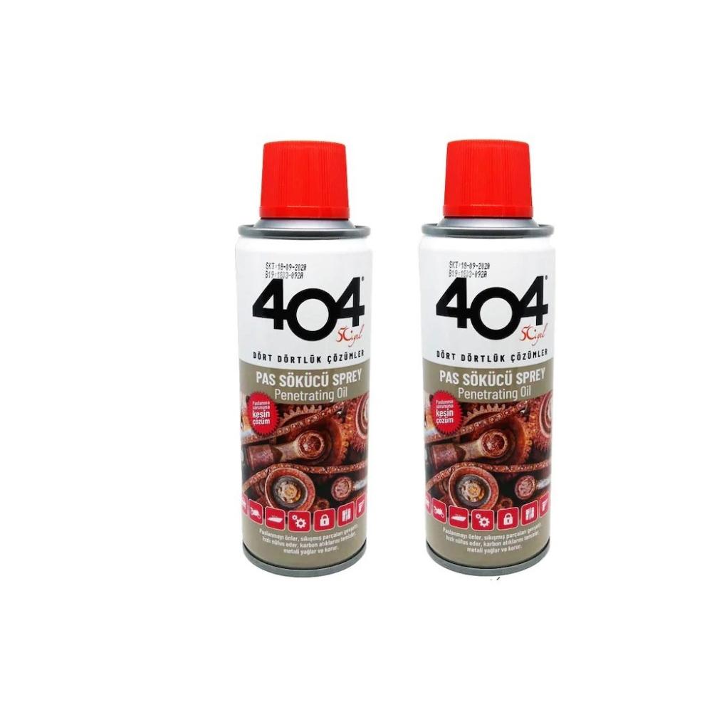 404 Pas Sökücü 400 Ml 2 Adet