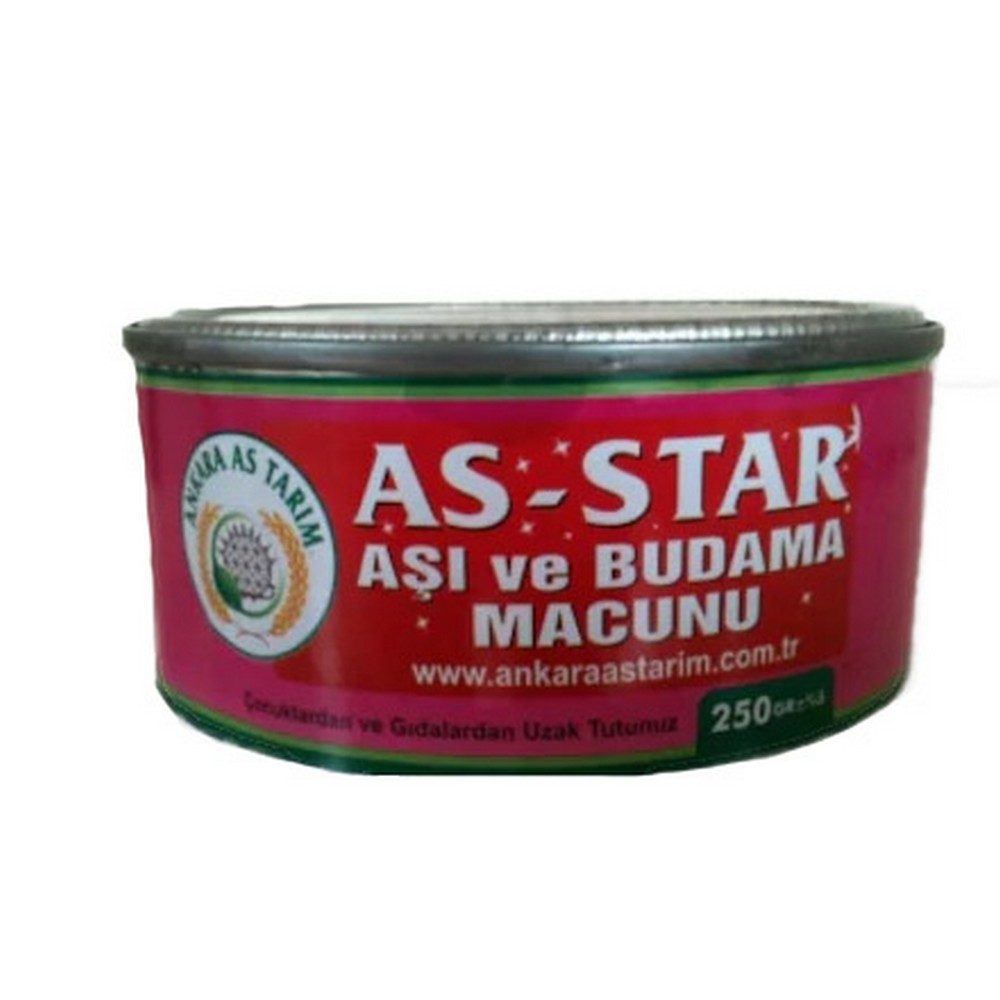 As-Star Aşı ve Budama Macunu (250 gr)