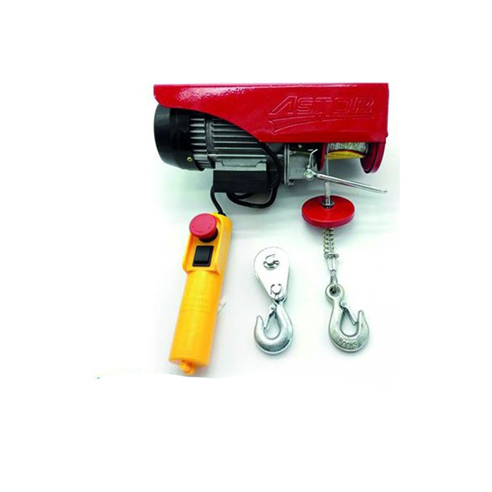 Astor Elektrikli Mini Vinç 125-250 Kg