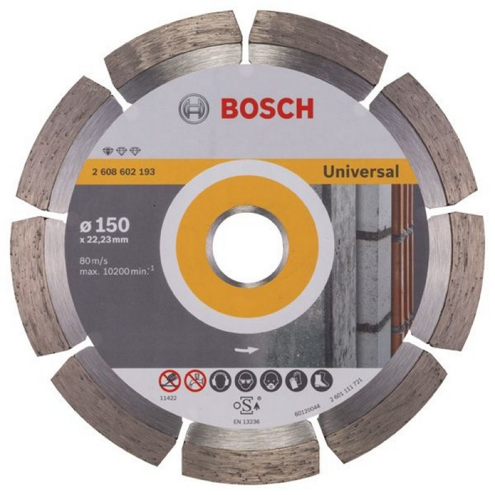 Bosch 2608 60 2193 Elmas Testere Bıçak (150 mm)