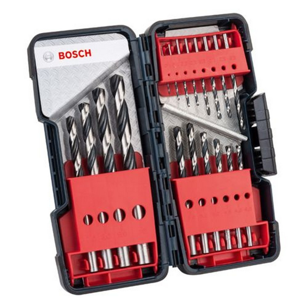 Bosch 2608577350 Hss Point Metal Matkap Uç Set 18 Parça