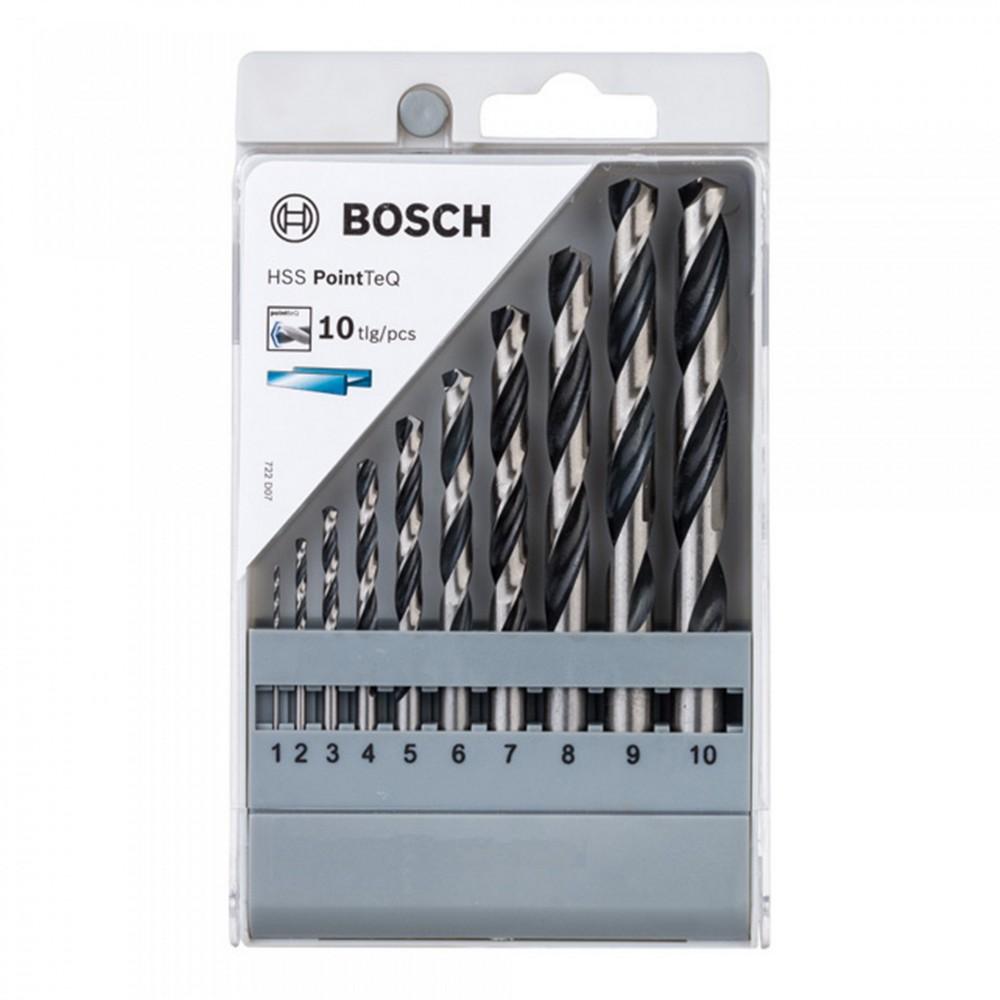 Bosch 2608577348 Hss Metal Matkap Uç Seti 10 Parça