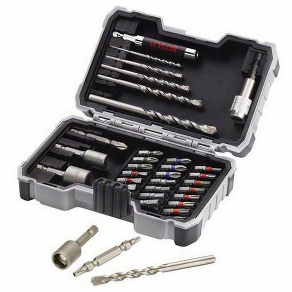 Bosch 2607017326 Professional 35 Parça Karışık Beton Grubu Seti