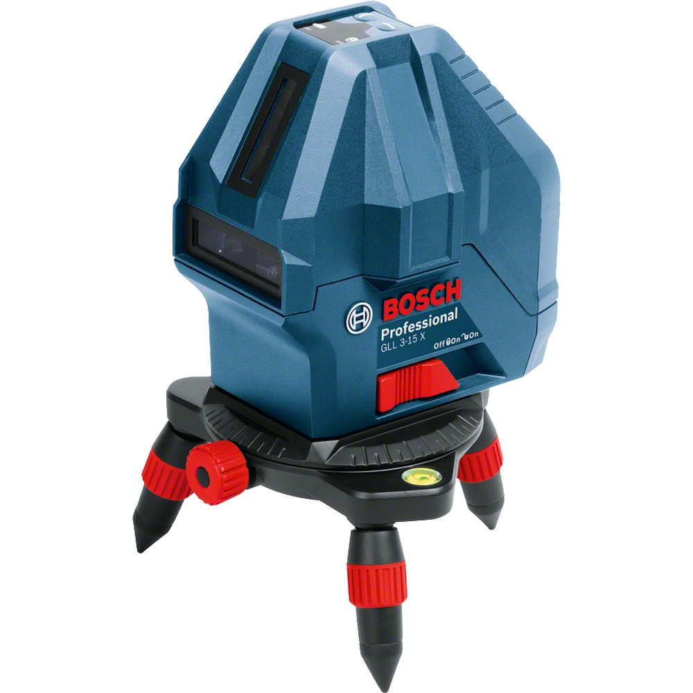 Bosch Professional GLL 3-15 X Çapraz Çizgili Hizalama Lazeri