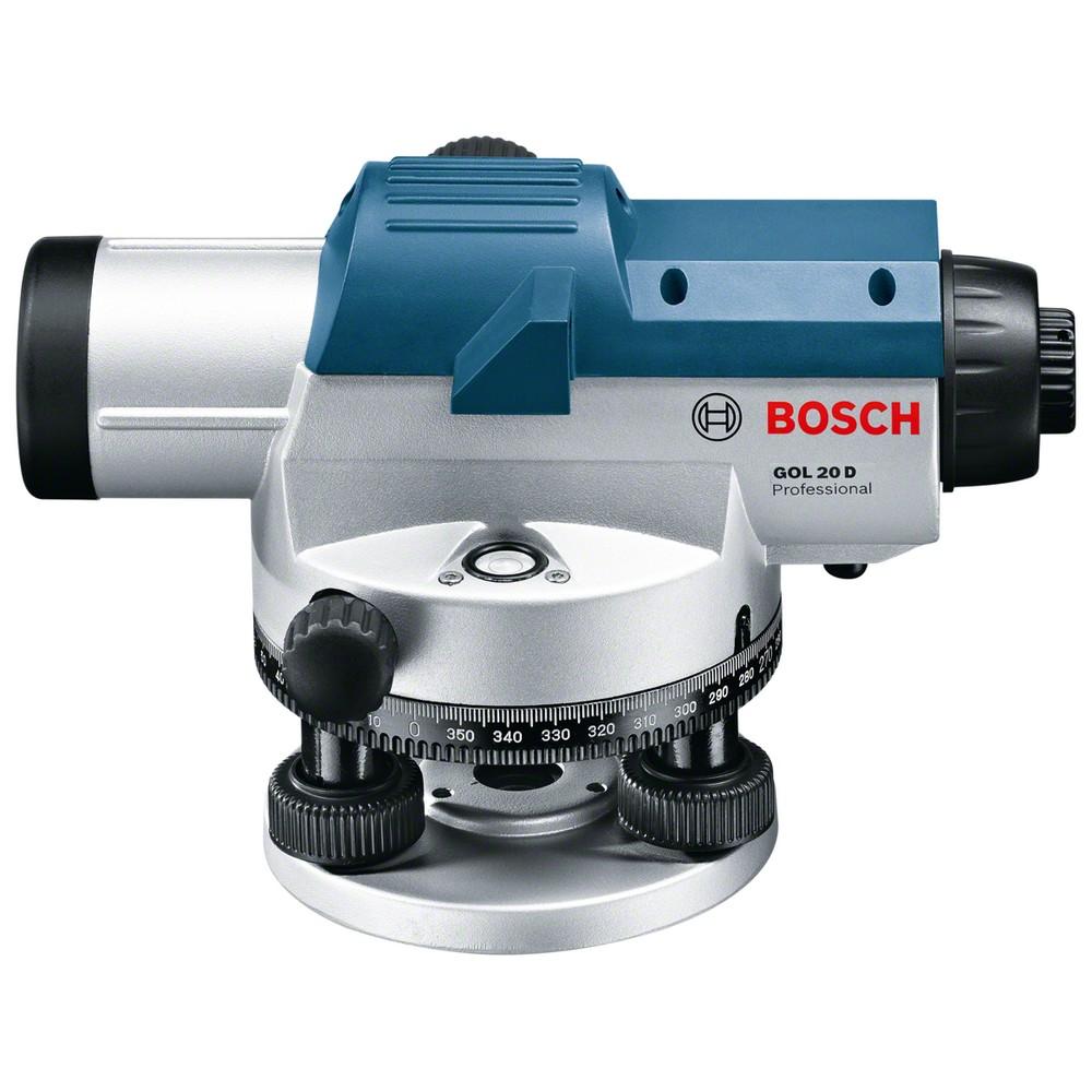 Bosch Professional GOL 20 D Optik Nivelman