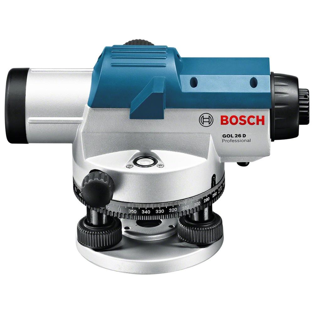 Bosch Professional GOL 26 D Optik Nivelman
