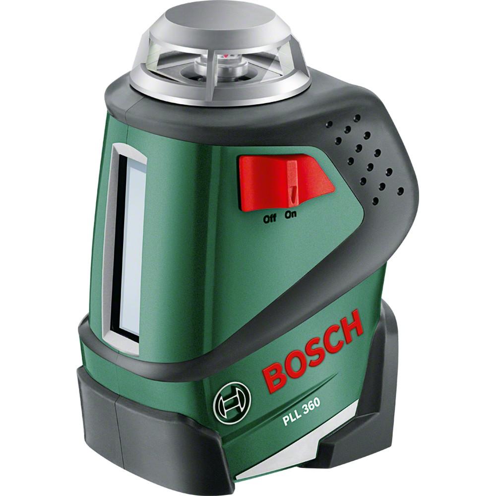 Bosch PLL 360 SET Düzlemsel Hizalama Lazeri 0 603 663 001