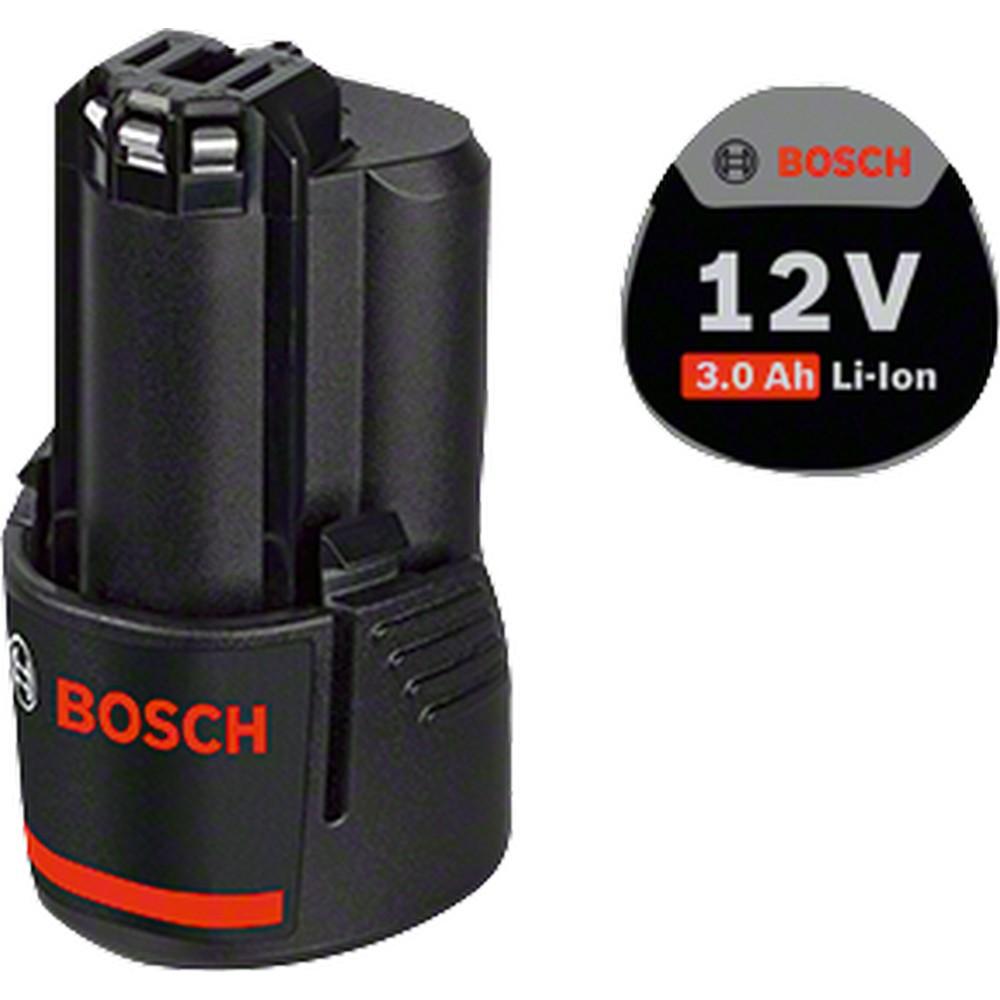 Bosch Professional Kompakt 12 Volt 3.0 Ah Li-ion Akü (1600A00X79)