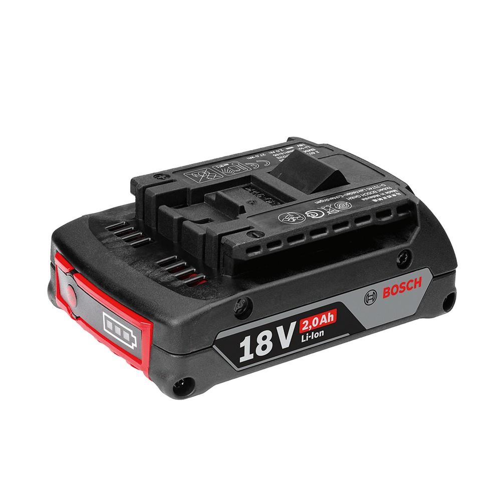 Bosch Professional GBA 18 Volt 2,0 Ah Li-ion Akü