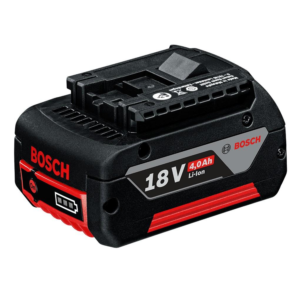 Bosch Professional GBA 18 Volt 4,0 Ah Li-ion Akü
