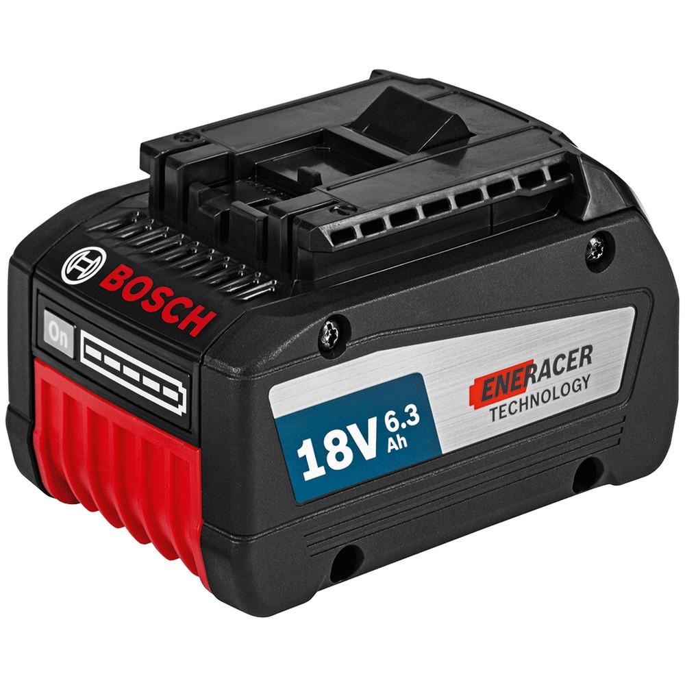 Bosch Professional GBA 18 Volt M-C 63 Ah Li-ion Akü