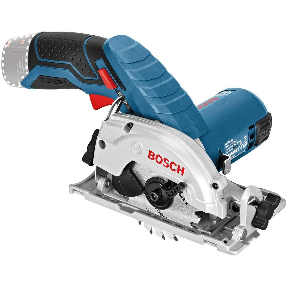 Bosch Professional GKS 12V-26 Daire Testere Solo Makine - Aküsüz