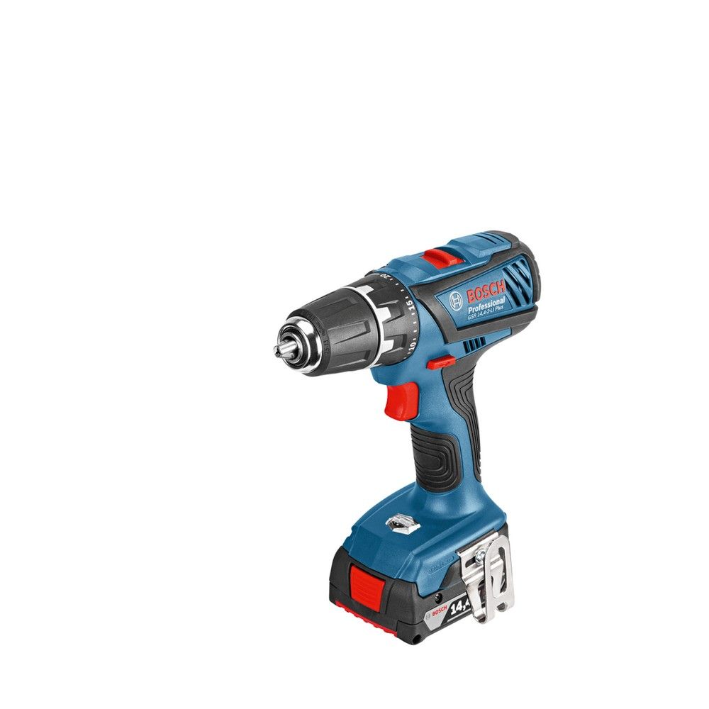 Bosch Professional GSR 144-2-LI Plus 4 Ah Akülü Delme/Vidalama - L-boxx Çantalı
