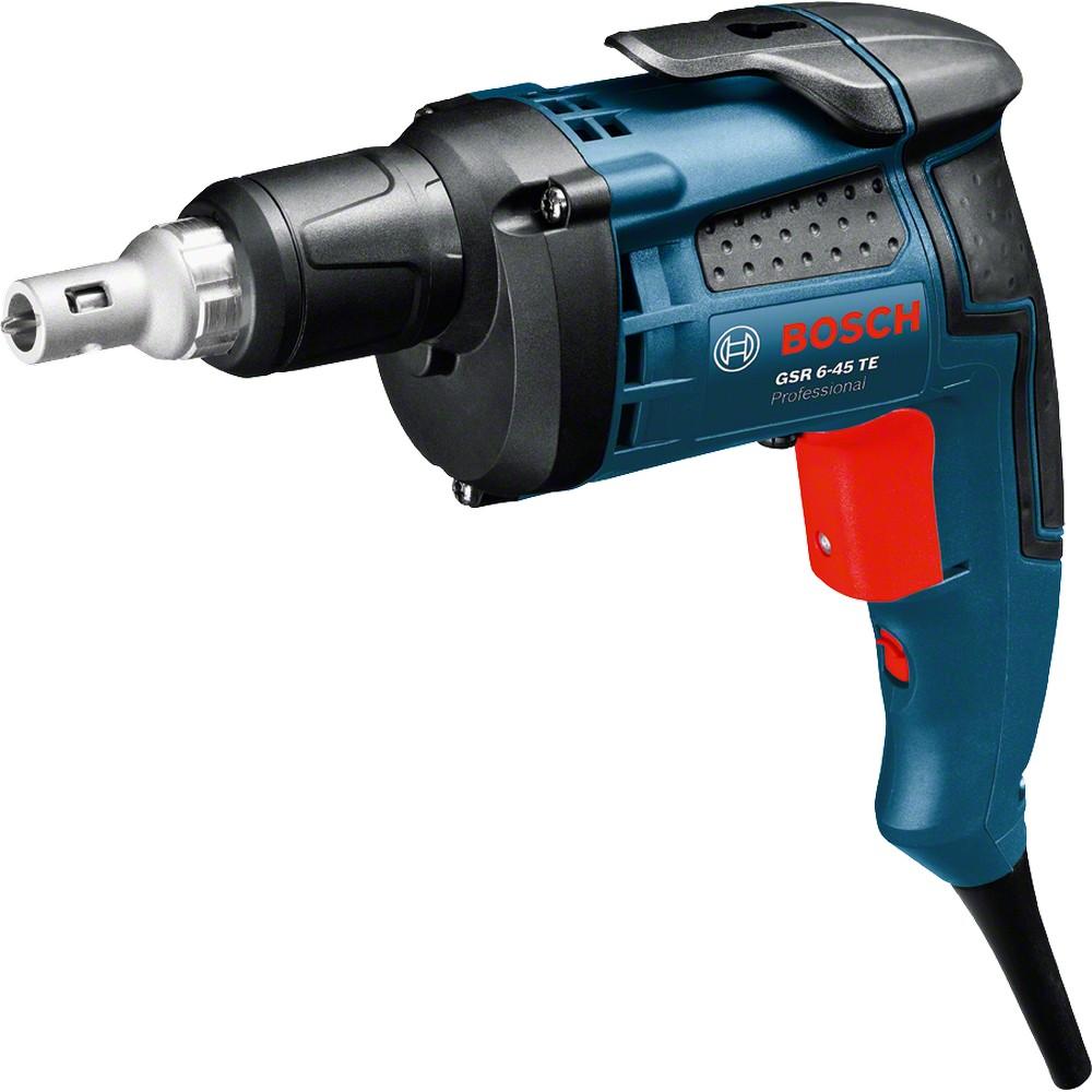 Bosch Professional GSR 6-45 TE Vidalama Makinesi
