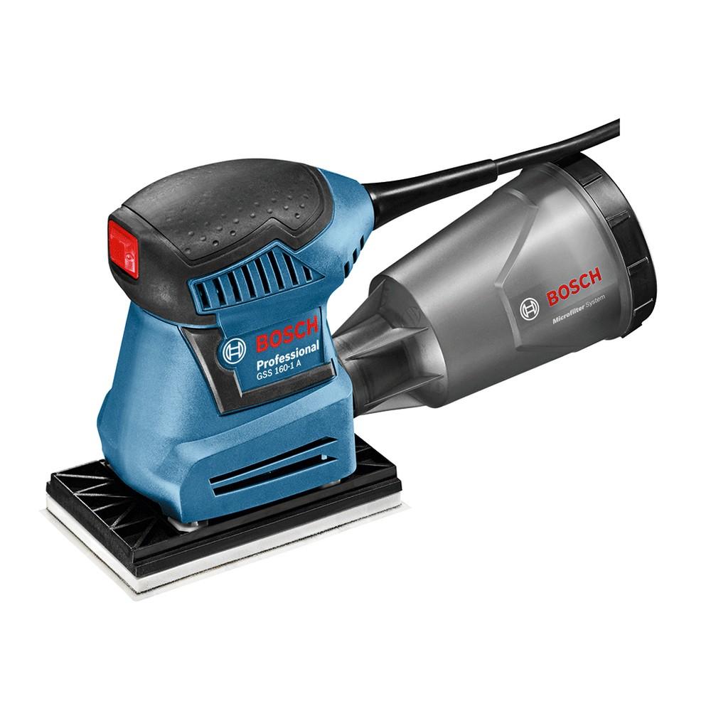Bosch Professional GSS 160-1 A Titreşimli Zımpara (0 601 2A2 200)