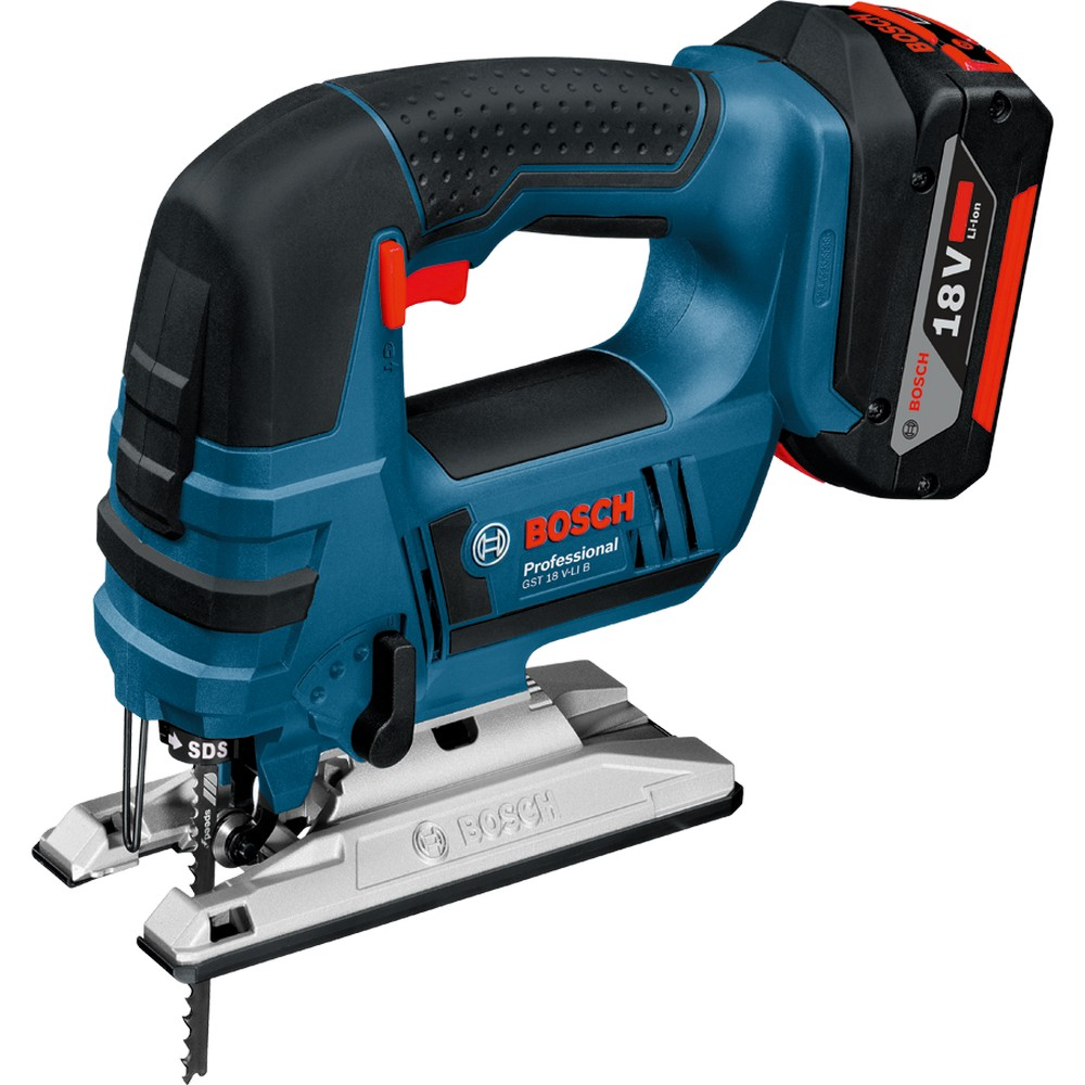 Bosch Professional GST 18 V-LI B Akülü Dekupaj Testeresi 06015A6103