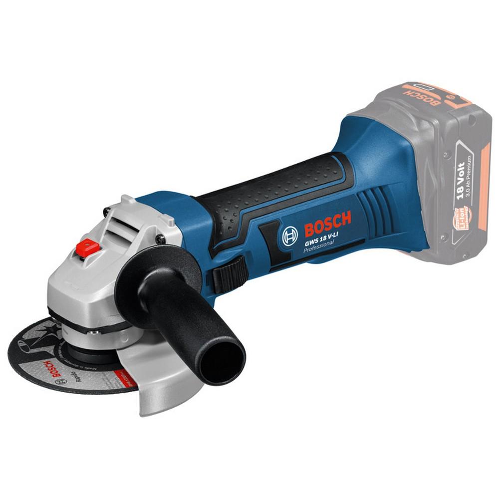 Bosch Professional GWS 18V-Li Solo Taşlama 115 mm 060193A300