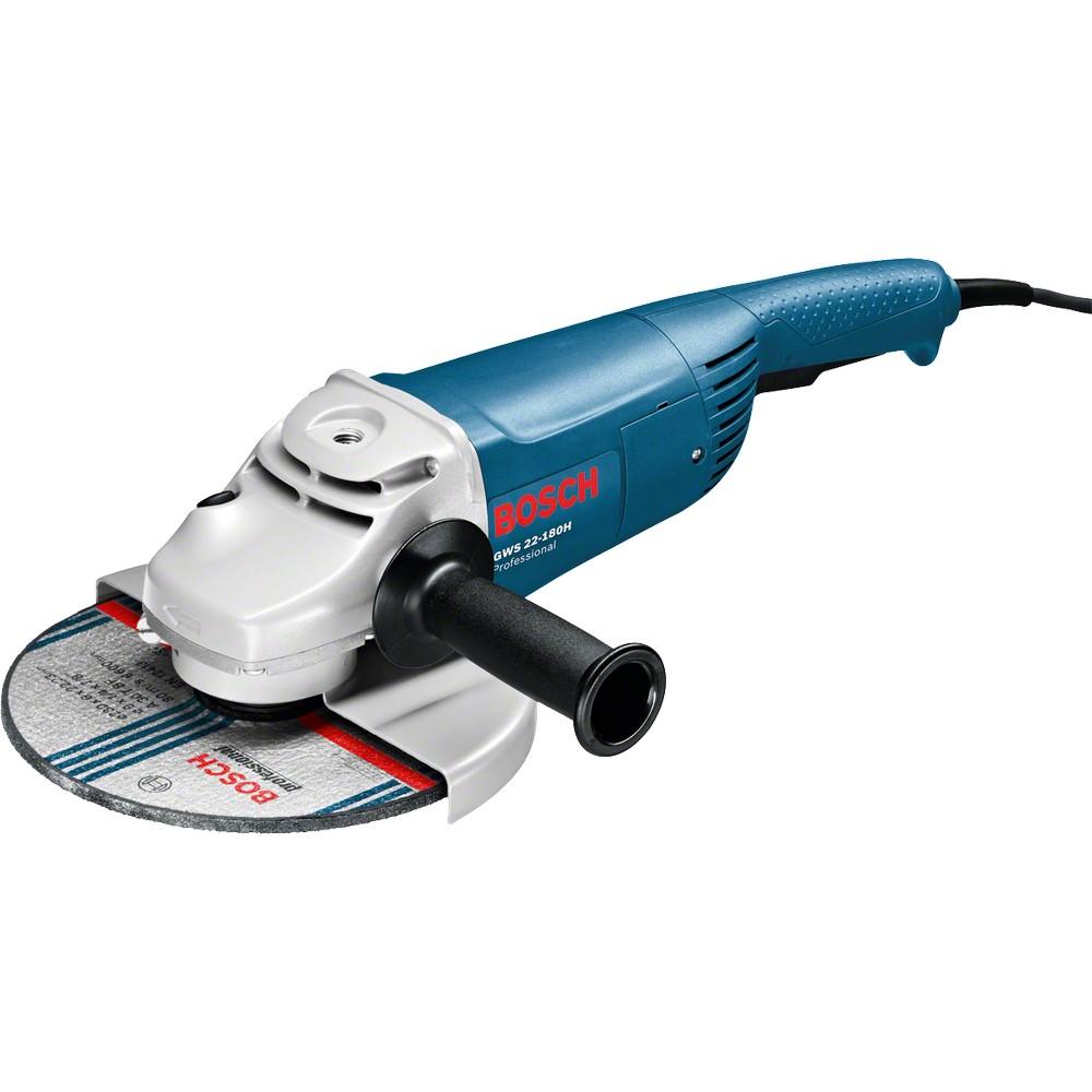 Bosch Professional GWS 22-180 H Büyük Taşlama Makinesi 0601881L03