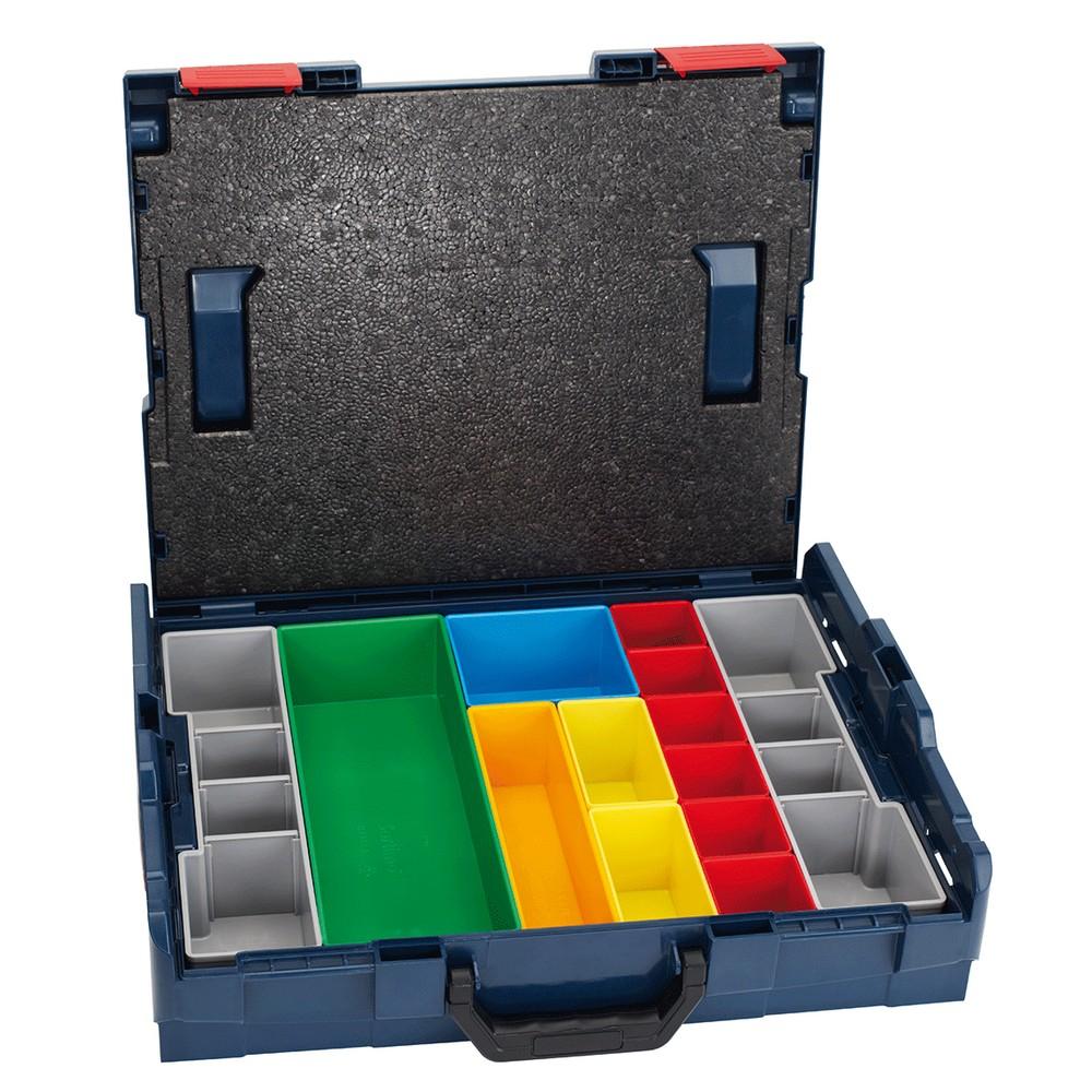 Bosch 1600A001S2 Professional Taşıma Ekipmanı L-BOXX 102 Set 13 Parça