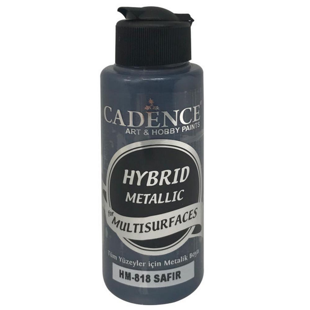 Cadence HM818 Metalik Safir - Multisurfaces 120ml