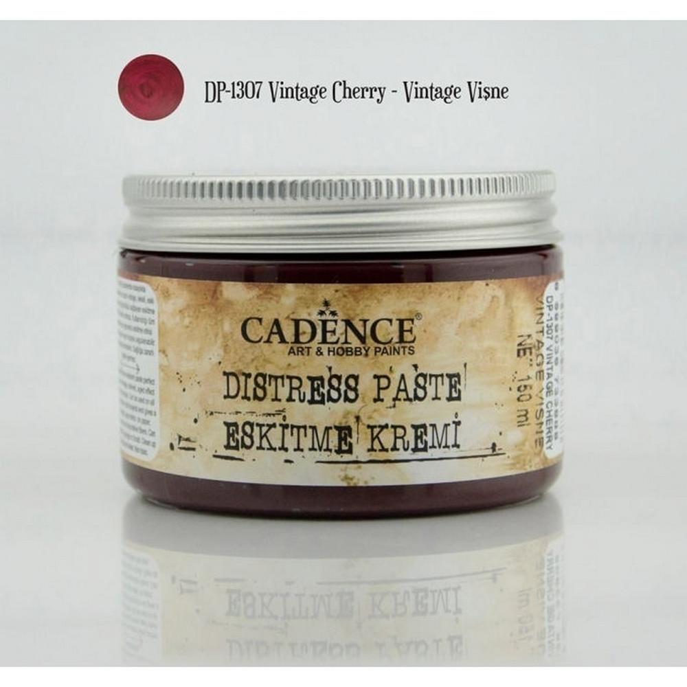 Cadence DP1307 Vintage Vişne - Eskitme Kremi