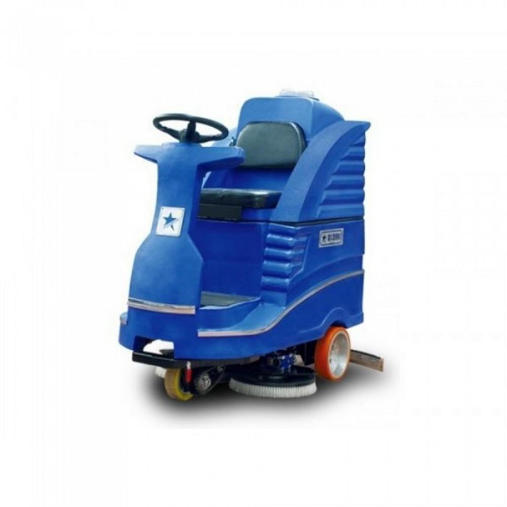 Cleanvac B 11001 Akülü Binicili Zemin Temizleme Makinası