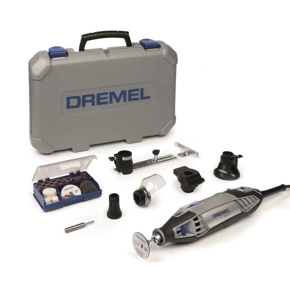 Dremel 4200-4/75 Aksesuarlı El Motoru Sistemi (75 Parça)