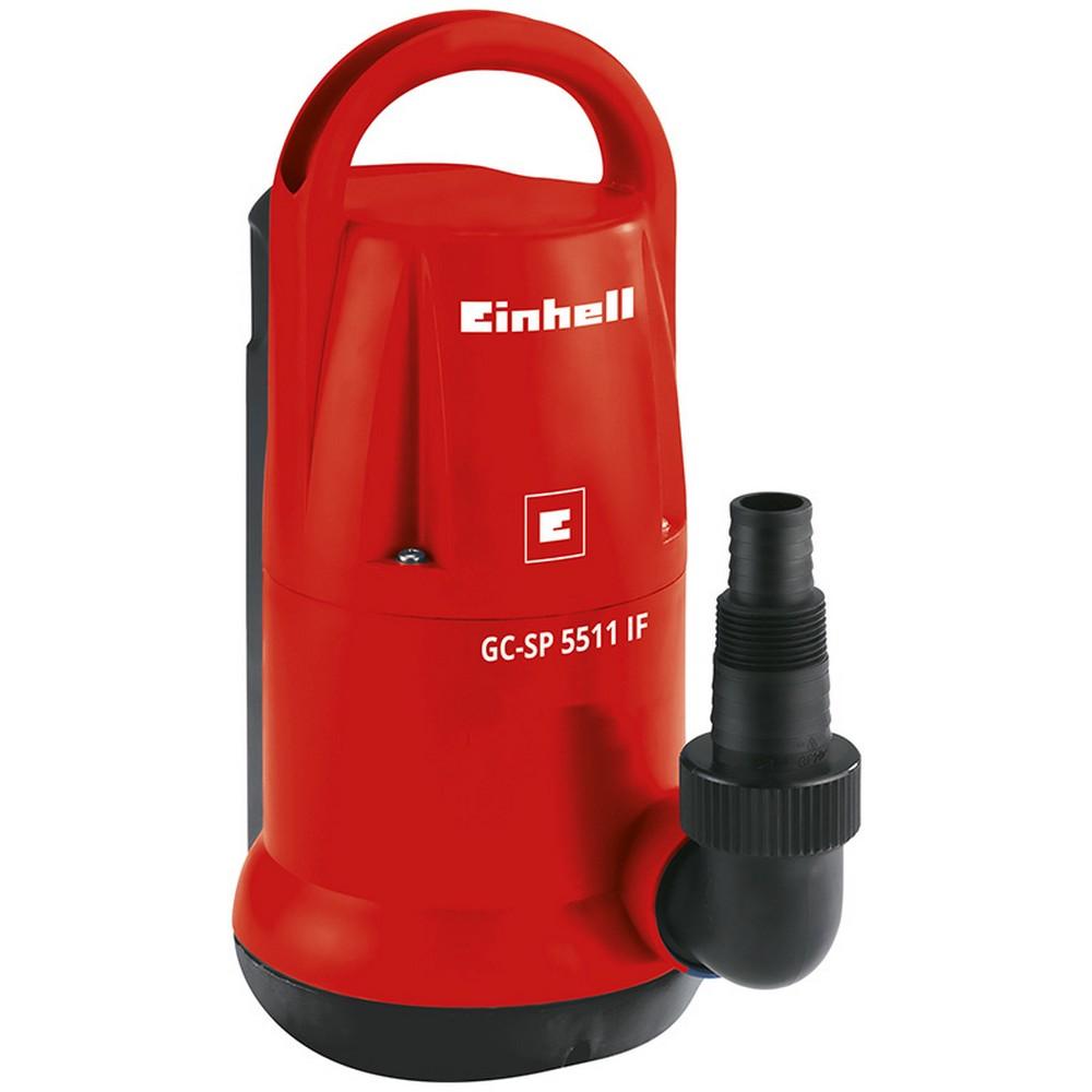 Einhell GC SP 5511 IF Temiz Su Dalgıç Pompa