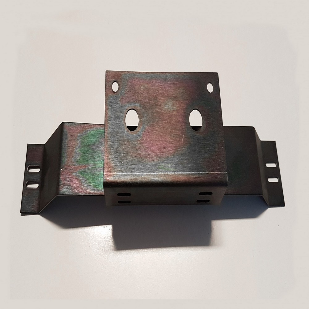 Allied Telesis Mounting Brackets for AT-100/200 series with strain relief