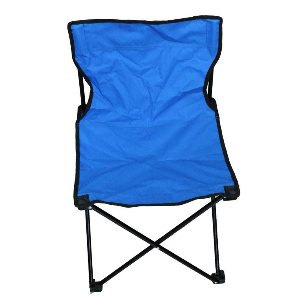 AngelEye Kolsuz Kamp Sandalyesi Katlanır Kamp Koltuğu 45x45x70cm
