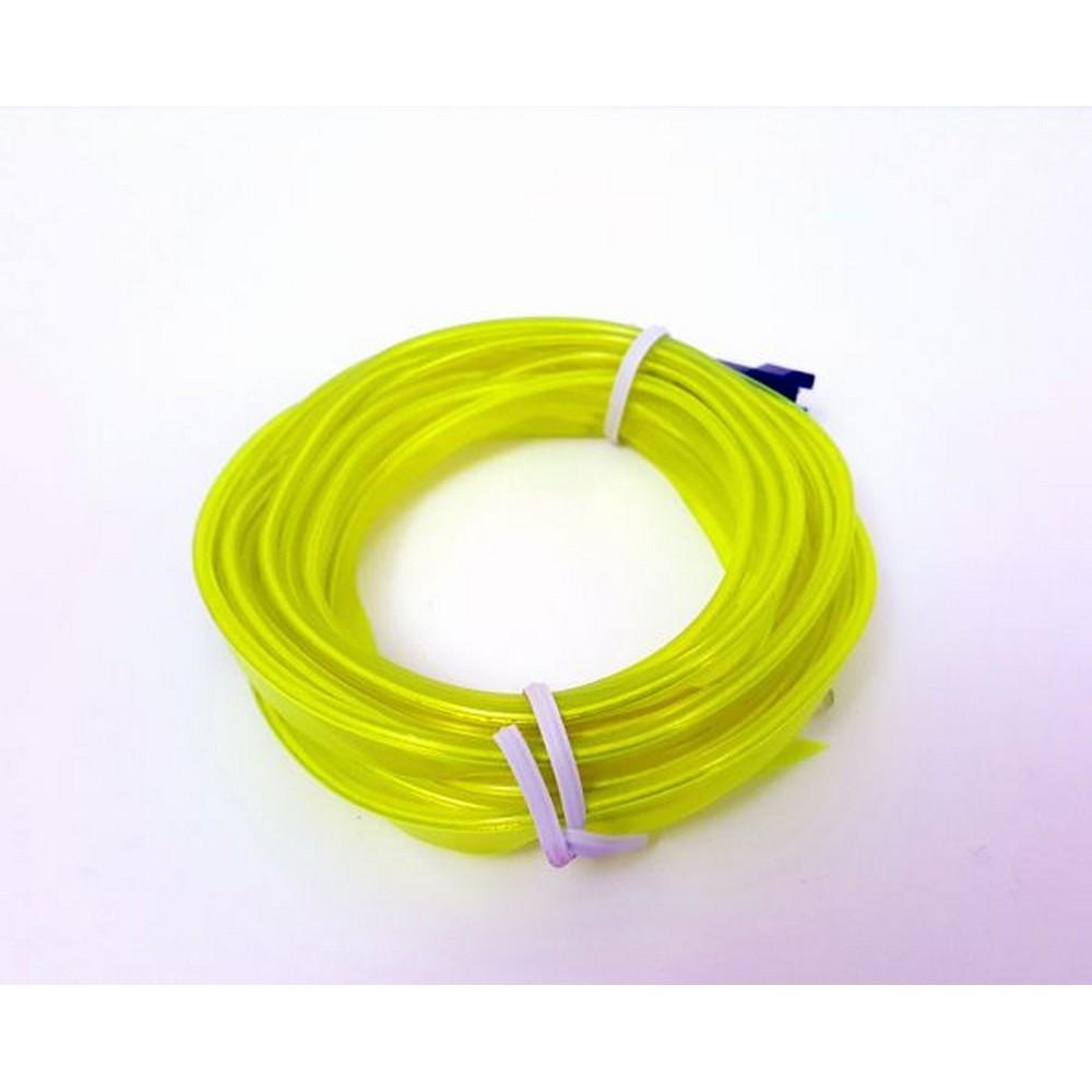 Femex 3 Metre Elwire İp Neon Led Fitili - Limon Yeşili