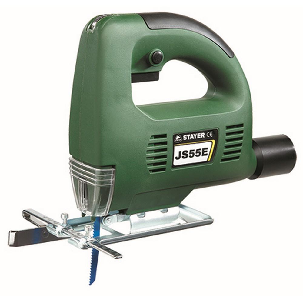 Stayer Dekupaj Testeresi JS55E 400W Green