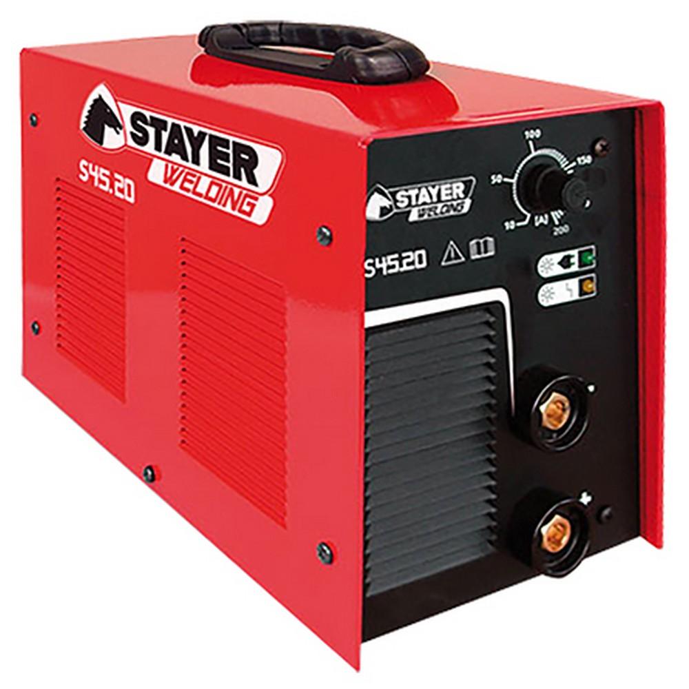 Stayer S 45-20 İnverter Kaynak Makinesi