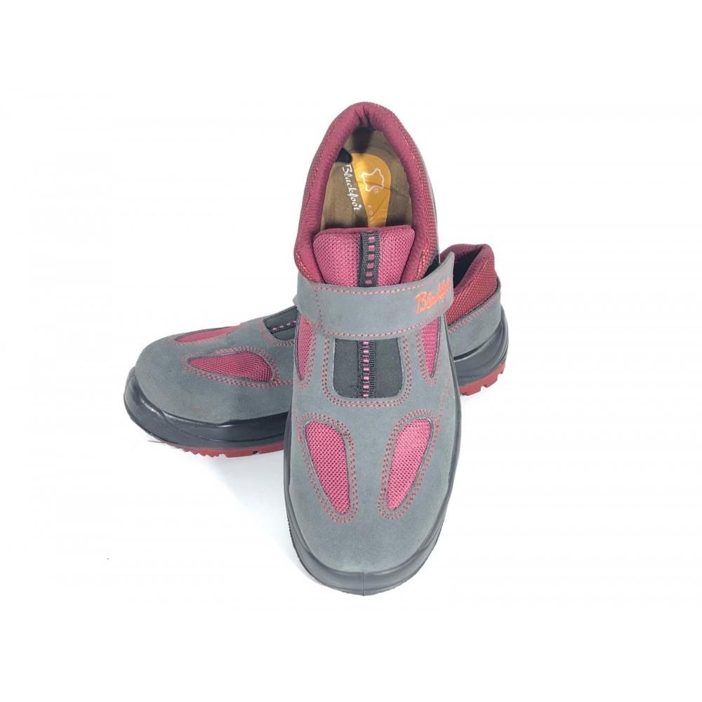 Foster Blackfootsüet Deri İş Güvenlik Ayakkabısı No : 40