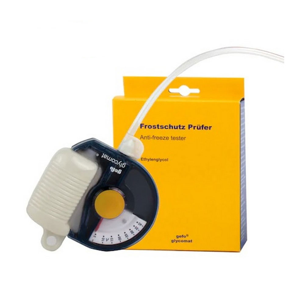 Gefo 1100 Antifiriz Bomesi -5° - 40°C Anti-freeze Tester