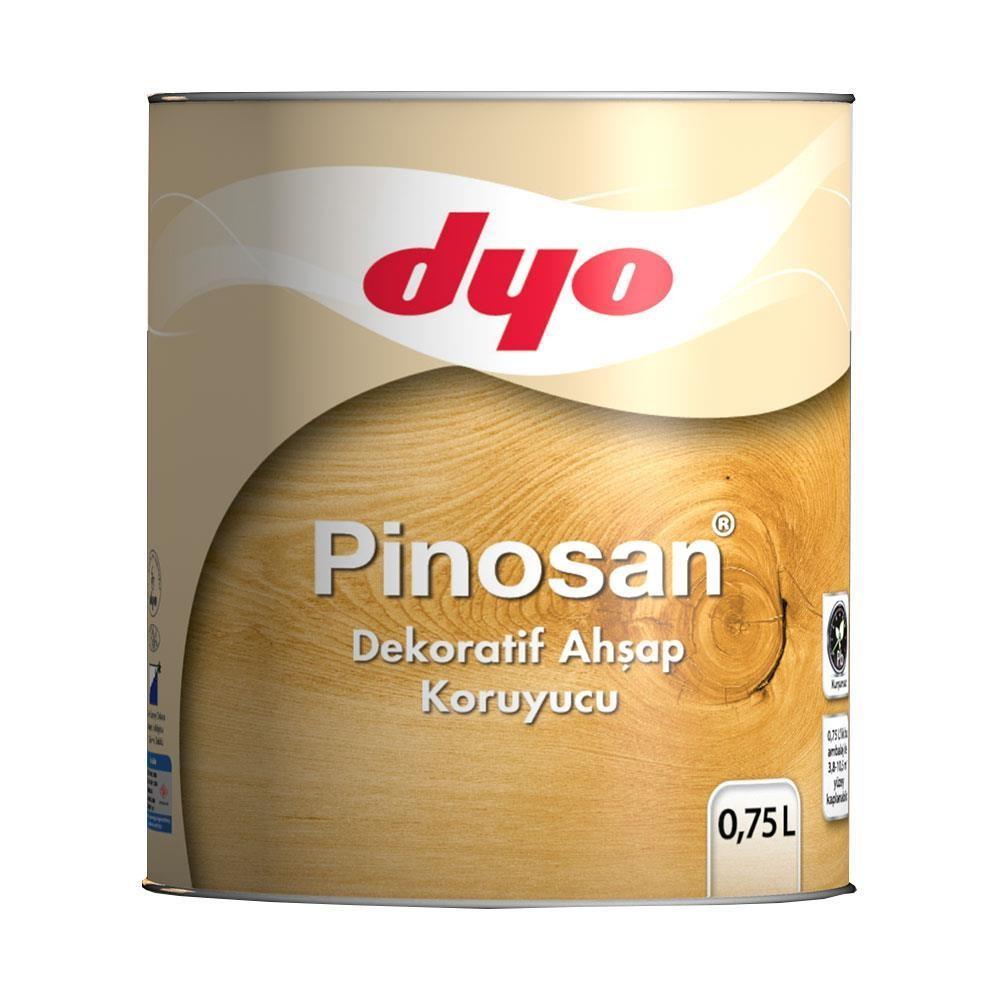 Dyo Pinosan Dekoratif Ahşap Kor. 0,75 Lt Adriyatik