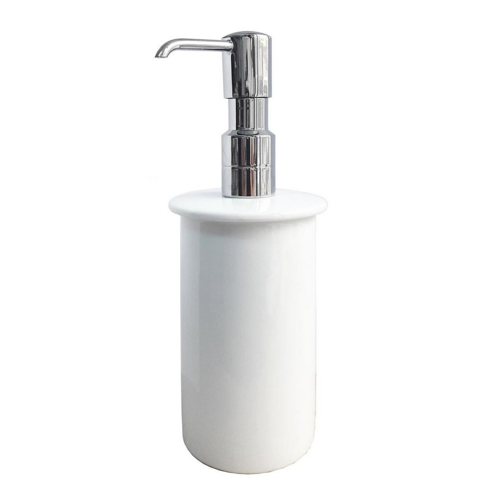 Porselen Sıvı Sabunluk 300 ml