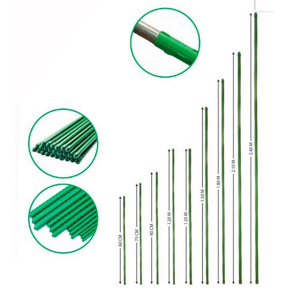 PVC Destek Çuğuğu 8 mm 120 cm 1 Adet