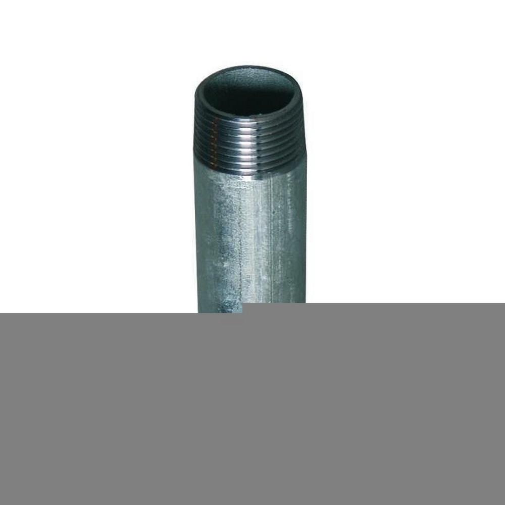 Galvanizli Boru Uzatma Pasolu 1 1/2 50 cm