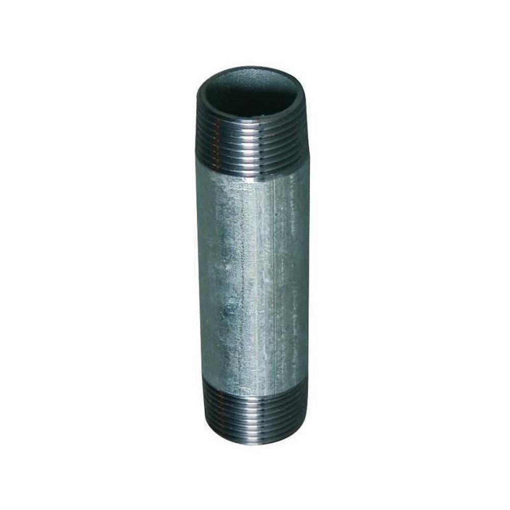 Galvanizli Boru Uzatma Pasolu 1 1/2 10 cm