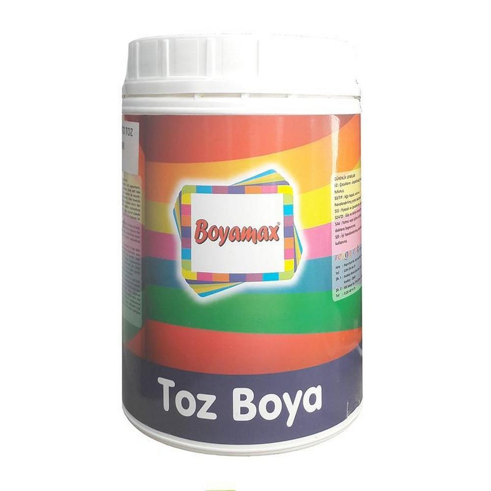 Boyamax Toz Boya Süper Siyah 1 Kg