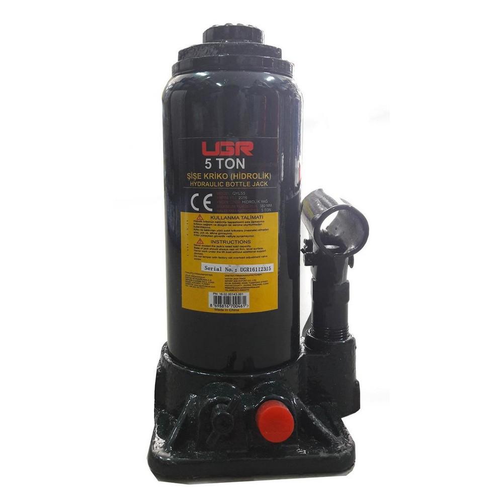 UGR E0504 Hidrolik Şişe Kriko 5 Ton