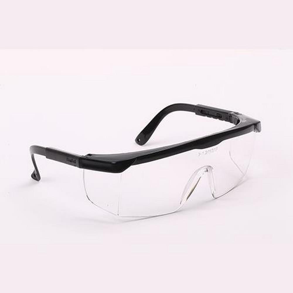 Şeffaf Koruyucu İş Gözlüğü