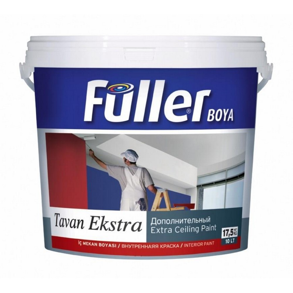 Füller Extra Tavan Boyası 17,5 Kg Beyaz