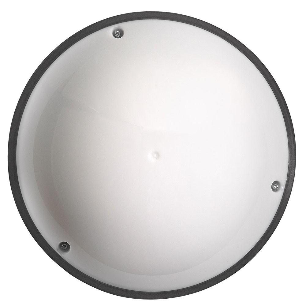 Horoz Aqua Dolunay Aplik E27+ Sensörlü Opal 360 Derece Microsensor-Anti Shock-Waterproof