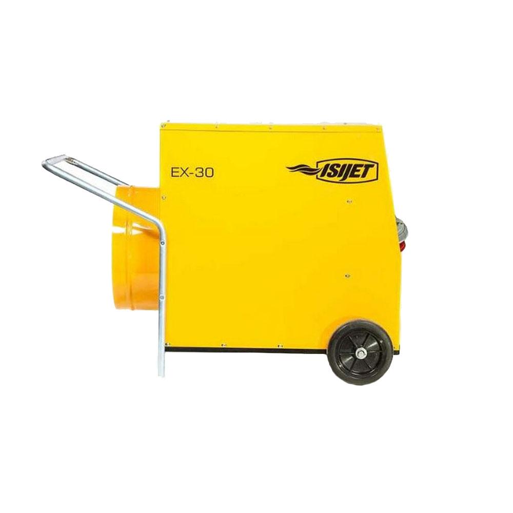 Isıjet Elektrikli Isıtıcı Ex-30 25.800 Kcal 30 Kw 380V 50Hz