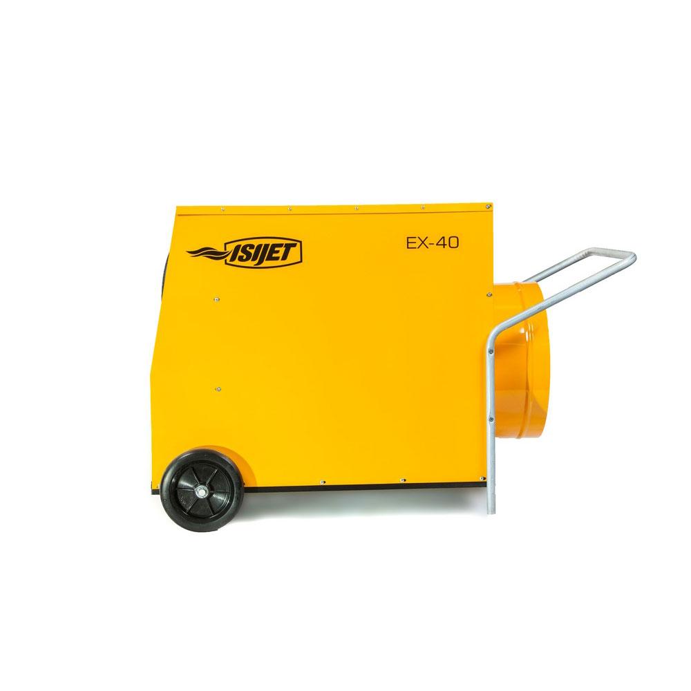 Isıjet Elektrikli Isıtıcı Ex-40 34.400 Kcal 40Kw 380V 50Hz