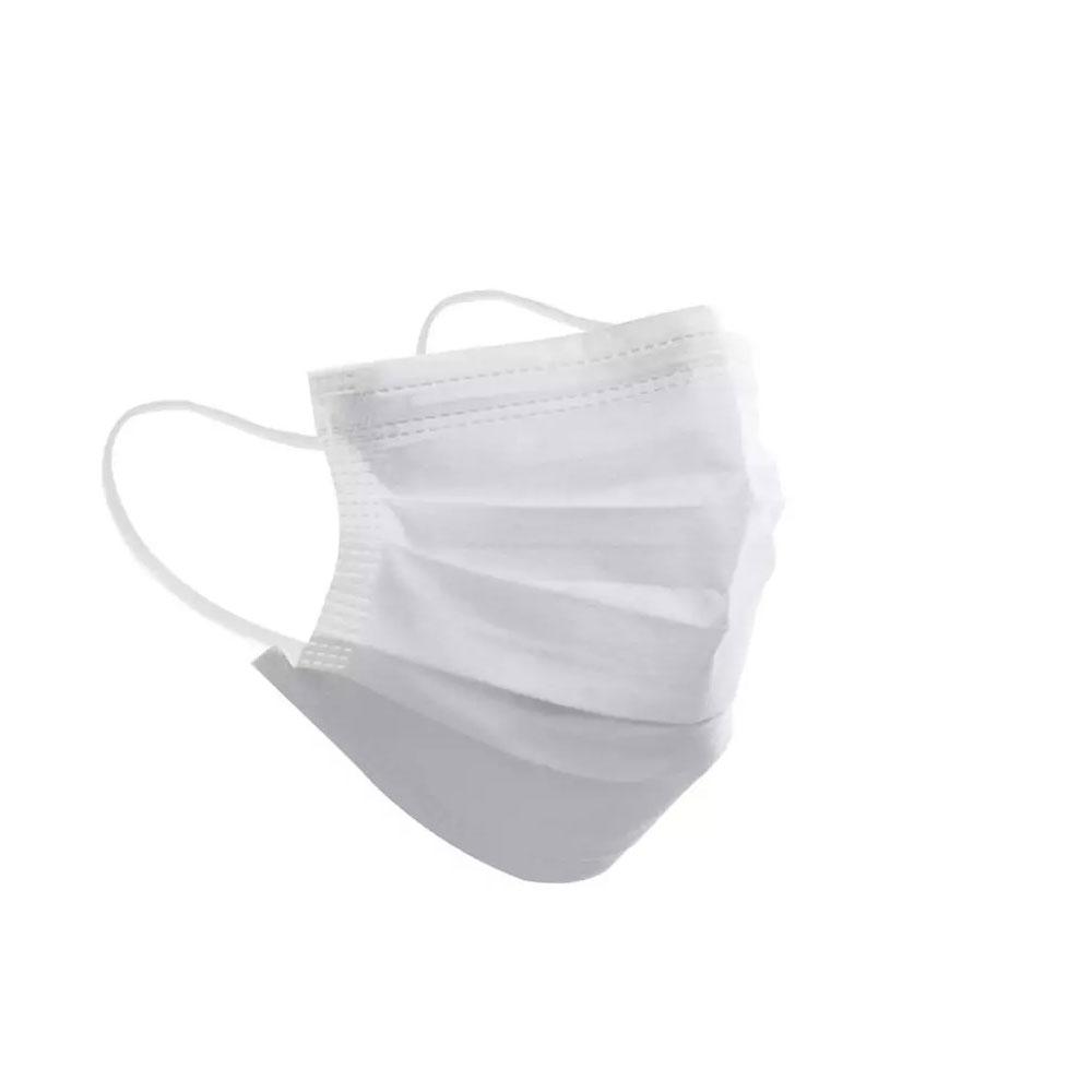 Korhan Cerrahi Steril Maske 3 Katlı Burun Telli 50 Adet